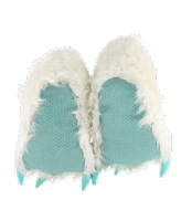 Yeti Paw Slippers - Kids & Adults - Lazy One® | Paw Slippers